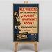 Big Box Art War Workers Vintage Advertisement on Canvas