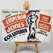 Big Box Art The Emperor Jones Vintage Advertisement on Canvas