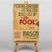 Big Box Art The Fool No.2 Vintage Advertisement on Canvas