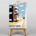 Big Box Art Lakeview Terrace Vintage Advertisement on Canvas