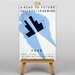 Big Box Art Road to Future Success Vintage Advertisement on Canvas