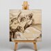 Big Box Art Dancers Drawing by Edgar Degas Art Print on Canvas