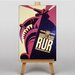 Big Box Art Rur Vintage Advertisement on Canvas