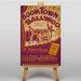 Big Box Art Boom Town Ballyhoo Vintage Advertisement on Canvas