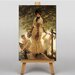 Big Box Art The Thames by James Tissot Art Print on Canvas
