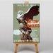 Big Box Art Victory Concerts Vintage Advertisement on Canvas