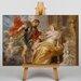Big Box Art Modello by Peter Paul Rubens Art Print on Canvas