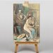 Big Box Art The Circus by Felicien Rops Art Print on Canvas