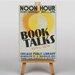 Big Box Art Book Talks Vintage Advertisement on Canvas