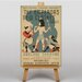 Big Box Art Emperor's New Clothes Vintage Advertisement on Canvas