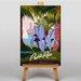 Big Box Art Puerto Rico Vintage Advertisement on Canvas