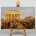 Big Box Art King Otto by Peter Von Hess Art Print on Canvas