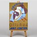 Big Box Art Ottumwa Vintage Advertisement on Canvas