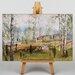 Big Box Art Landscape No.4 by Victor Westerholm Art Print on Canvas