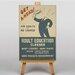 Big Box Art Adult Education Vintage Advertisement on Canvas