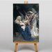 Big Box Art Song of the Angels by William Adolphe Bouguereau Art Print on Canvas