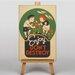 Big Box Art Enjoy Don't Destroy Vintage Advertisement on Canvas