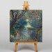 Big Box Art Pond Bathers by Gaston La Touche Art Print on Canvas