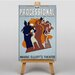 Big Box Art Processional Vintage Advertisement on Canvas