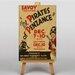 Big Box Art Pirates of Penzance Vintage Advertisement on Canvas