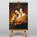 Big Box Art The Sisters by Rembrandt Art Print on Canvas