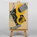Big Box Art Music Contest Vintage Advertisement on Canvas