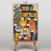 Big Box Art Toy Sale Graphic Art on Canvas