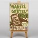 Big Box Art Hansel and Gretel Vintage Advertisement on Canvas