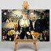Big Box Art A Bar at the Folies Bergere by Edouard Manet Art Print on Canvas