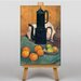Big Box Art Oranges and Kettle by Emile Bernard Art Print on Canvas