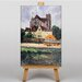 Big Box Art The Cathedral by Gustave Loiseau Art Print on Canvas
