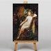 Big Box Art Galatee by Gustave Moreau Art Print on Canvas