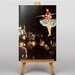 Big Box Art Tightrope by Jean-Louis Forain Art Print on Canvas