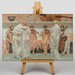 Big Box Art A Quartet by Lawrence Alma-Tadema Art Print on Canvas