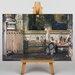 Big Box Art Ancient Egypt by Lawrence Alma-Tadema Art Print on Canvas
