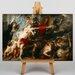 Big Box Art Consequences of War by Peter Paul Rubens Art Print on Canvas
