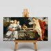 Big Box Art Sacred and Profane Love by Titian Art Print on Canvas