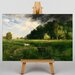 Big Box Art Summer Squall Glenn by Thomas Moran Art Print on Canvas