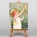 Big Box Art Carnival Henri Privat-Livemont by Henri Privat-Livemont Art Print on Canvas