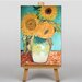 Big Box Art Sunflowers by Vincent Van Gogh Art Print on Canvas