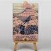 Big Box Art Grand Canyon Vintage Advertisement on Canvas