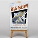 Big Box Art Big Blow Vintage Advertisement on Canvas