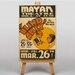 Big Box Art Blind Alley Vintage Advertisement on Canvas