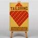 Big Box Art Tailoring Vintage Advertisement on Canvas