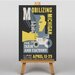 Big Box Art Mobilising Michigan Vintage Advertisement on Canvas