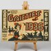 Big Box Art Gaieties of 1936 Vintage Advertisement on Canvas