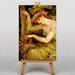 Big Box Art A Sea Spell by Dante Gabriel Rossetti Art Print on Canvas