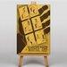 Big Box Art Industrial Arts Vintage Advertisement on Canvas