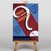 Big Box Art Survive Vintage Advertisement on Canvas