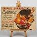 Big Box Art Exhibition No.46 Vintage Advertisement on Canvas